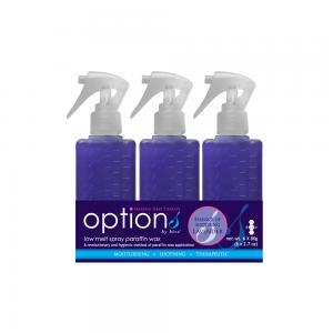 Paraffinspray x 6, Lavendel