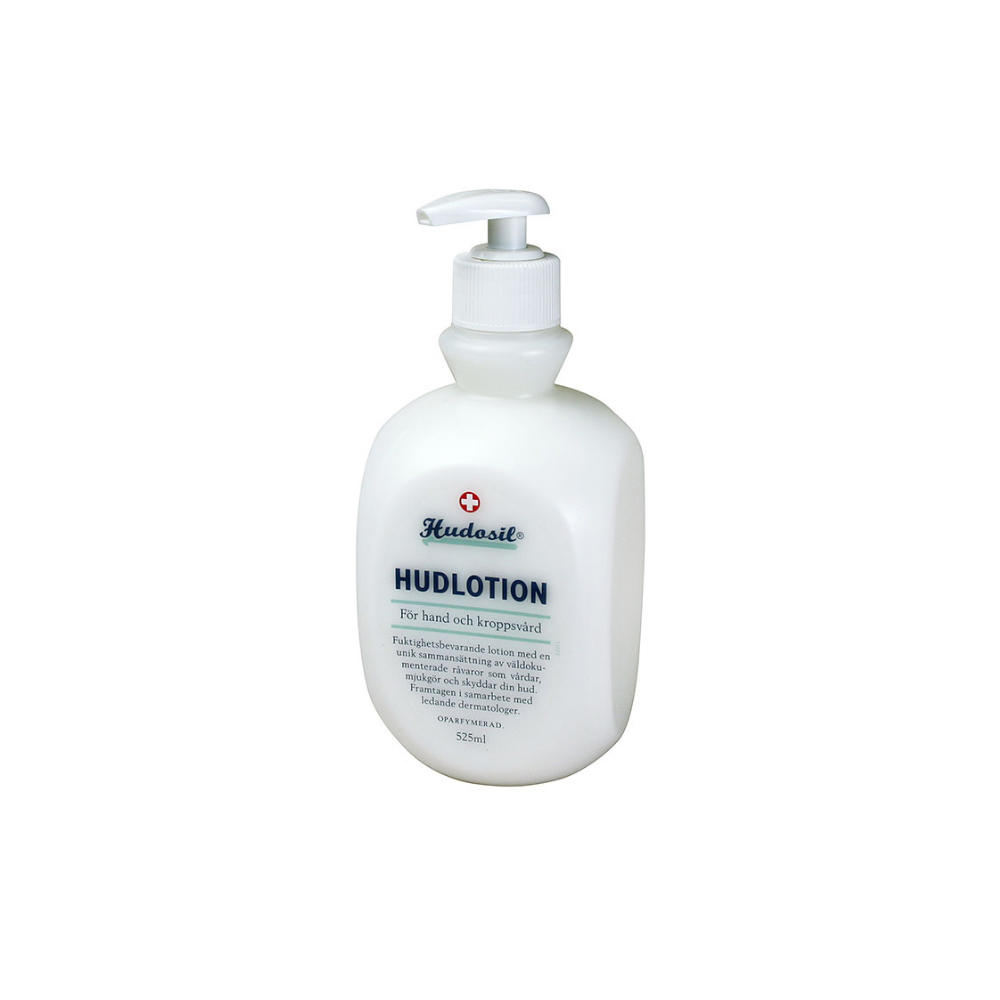 Hudosil Hudlotion 525ml med pump