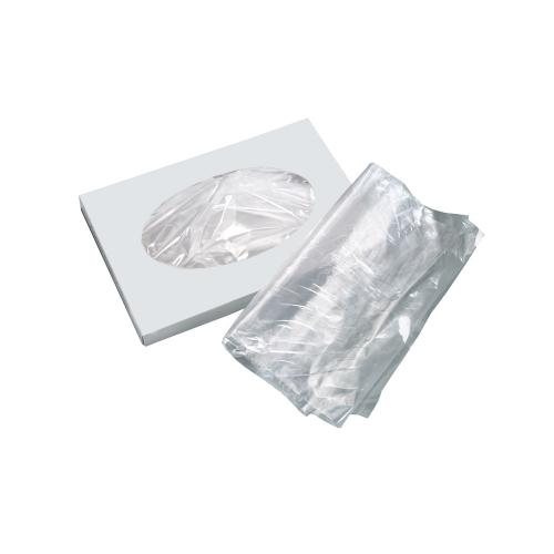 Paraffinbehandlingar - Skyddspåsar