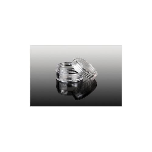 Behållare med skruvlock, 5 ml transparent