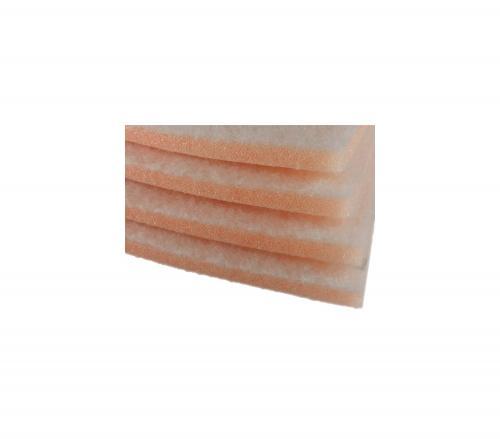 Fleecy foam 5mm 22 x 45cm. 1 st.   FLE 240