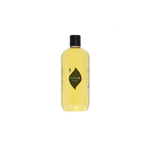 4S Massageolja Vanilj, 500ml