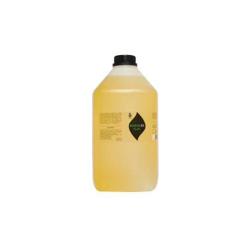 4S Massageolja Vanilj, 2700ml