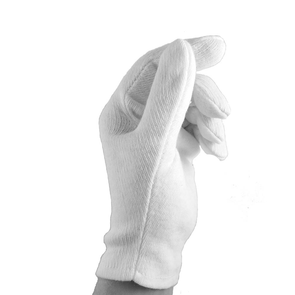 Handskar bomull, SMALL  1 styck