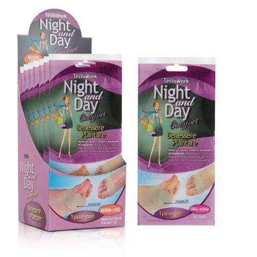 Silogel Night & Day Metapolster Dam/herr