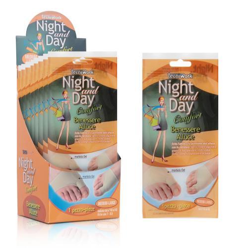 Silogel Night & Day, Haluxvalgusskydd