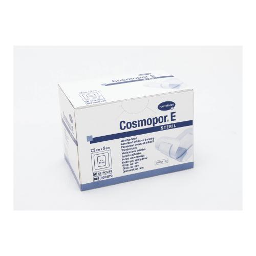 Cosmopor plåster 7,2 x 5cm steril 50st/frp.