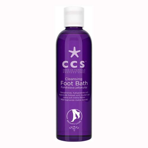 CCS Cleansing foot bath, 200ml