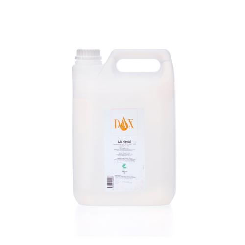 DAX Mildtvål, 5 liter