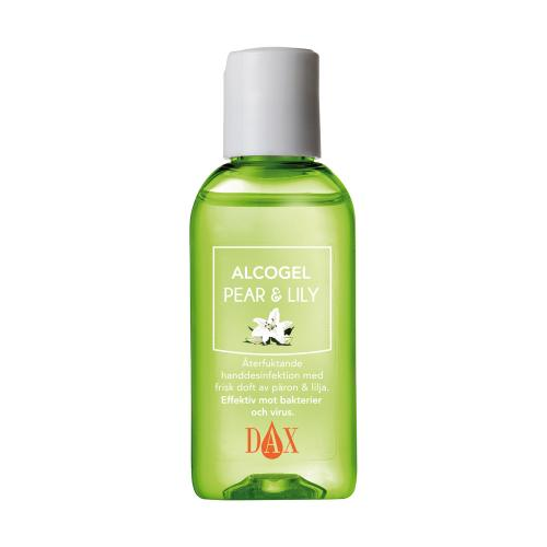 DAX Alcogel Pear & Lily, 50ml