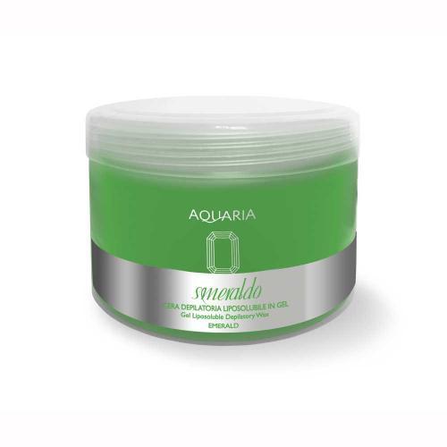 Aquaria Smaragd, grönt vax i burk, 400ml