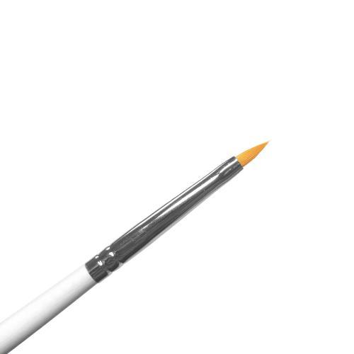 Pensel för nagelbygg gel, No 5