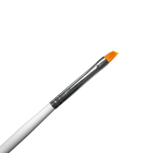 Pensel för nagelbygg gel, No 6