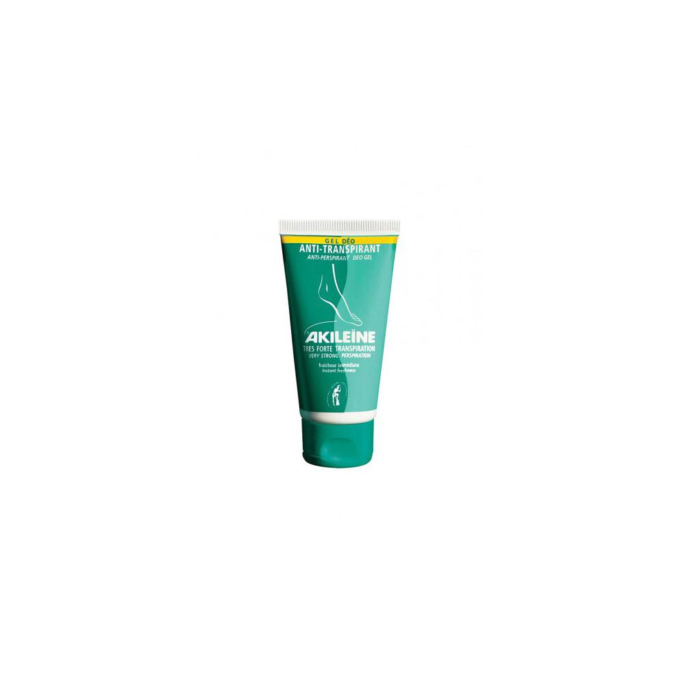 Akileine grön gel Deo, 75ml