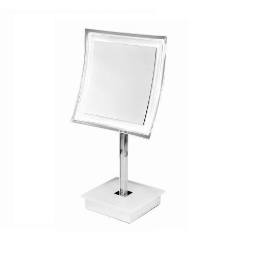 Spegel LED bordsspegel 5x förstoring