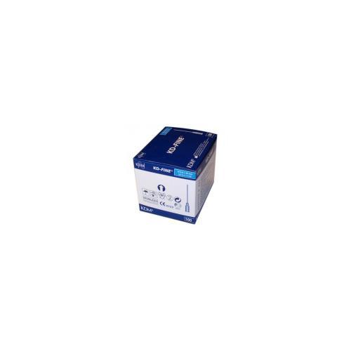 Kanyl 0,6 x 30 mm  Blå. 100st