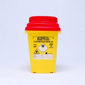 Burk för riskavfall, plast