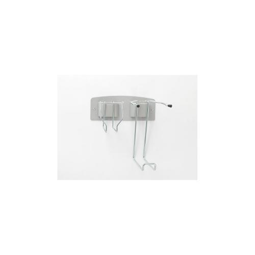 DAX hängskena vågrät för 2 dispensrar (175-1) 1st