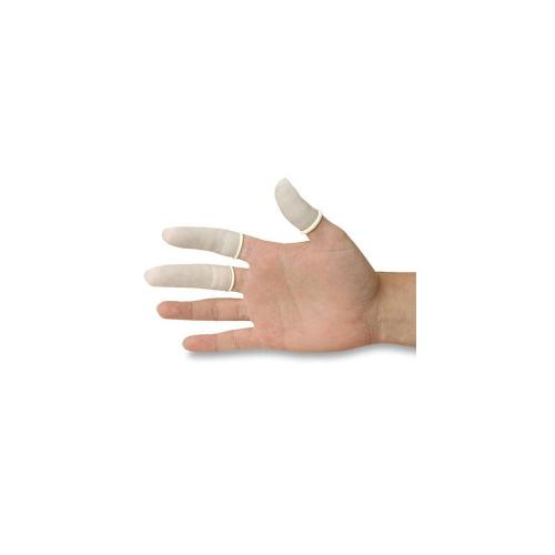 Fingertutor, latex 100 st Medium