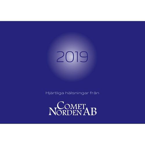 Comet Norden Kalender 2019
