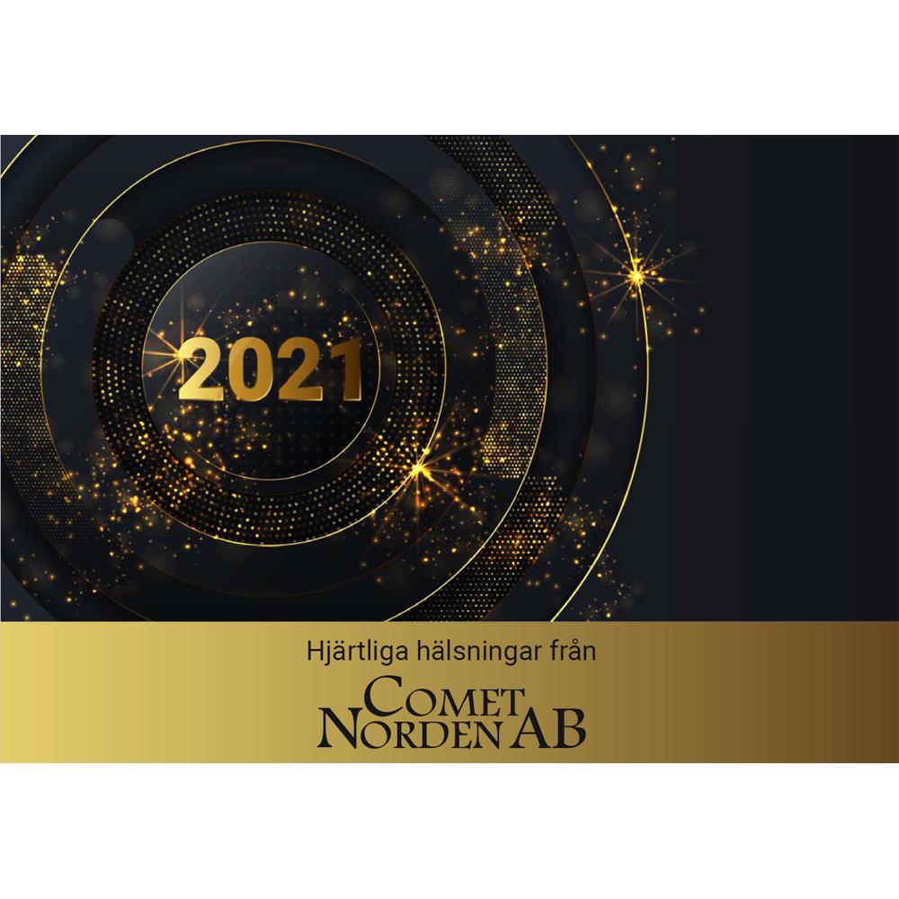 Comet Norden Kalender 2021