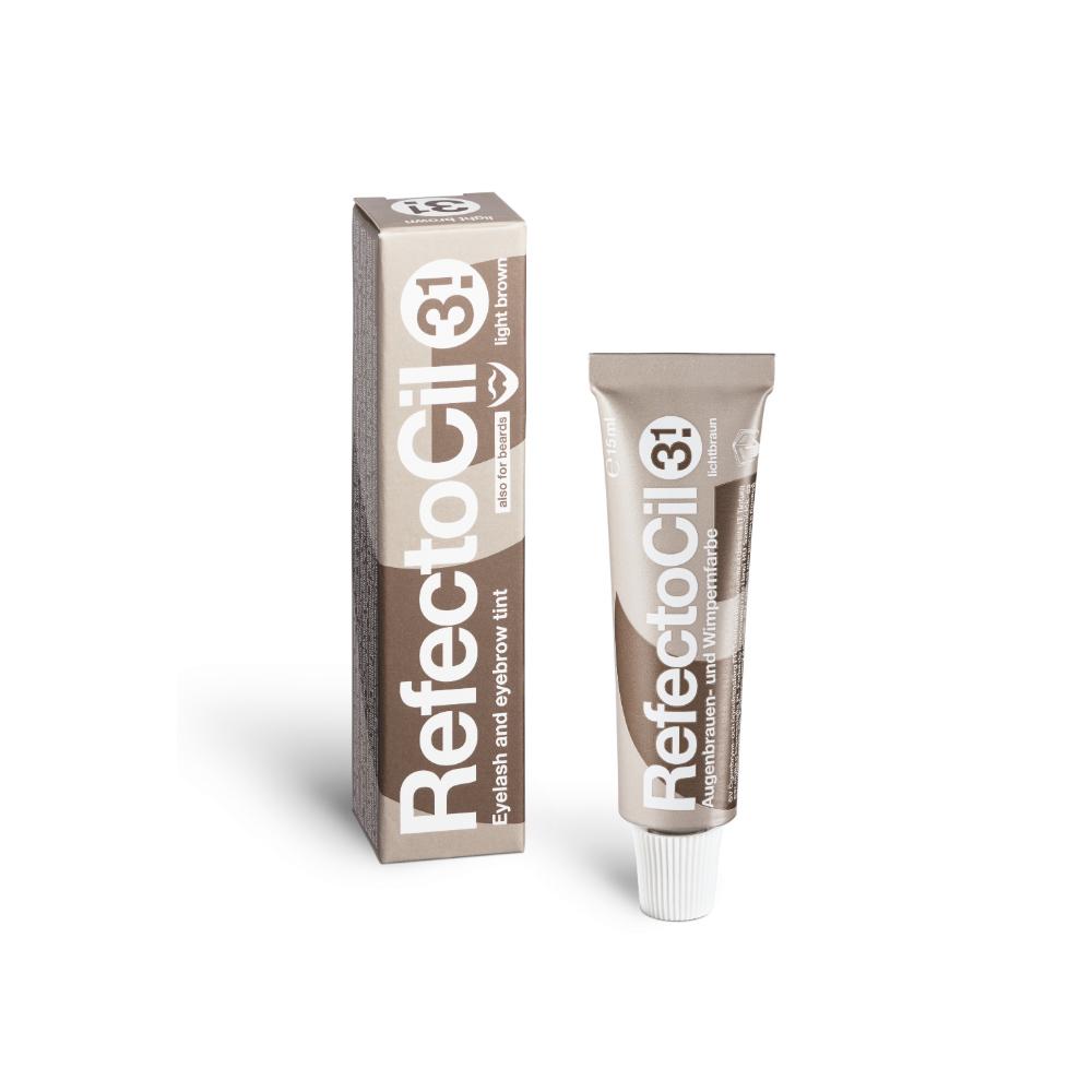 RefectoCil - Ljusbrun
