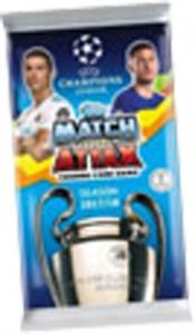 Booster Match Attax Champions League 2017-18 (Internationell utgåva)