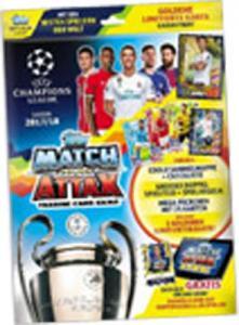 Startpaket Topps Match Attax Champions League 2017-18 (Internationell utgåva)