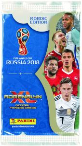 Booster, World Cup Russia 2018
