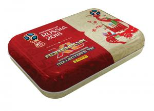 Pocket tin, World Cup Russia 2018