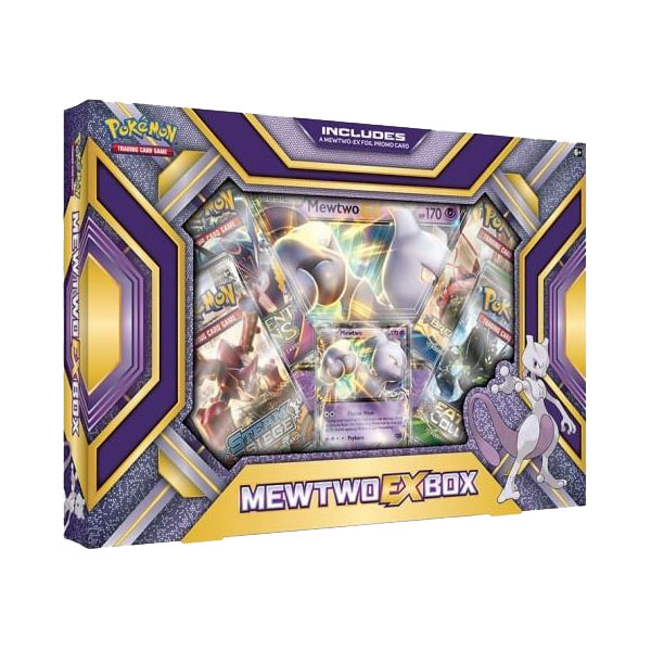 Pokemon, Mewtwo EX-Box