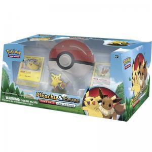 Pokémon, Pikachu & Eevee Poké Ball Collection