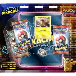 Pokemon Box Detective Pikachu m. pärm