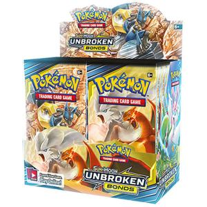 Pokémon, SM Unbroken Bonds, Booster