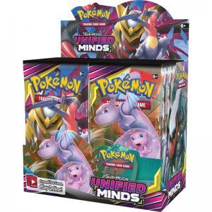 Pokémon, SM Unified Minds, Booster