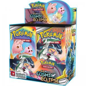 Pokémon, SM Cosmic Eclipse, Booster