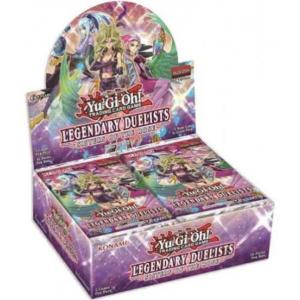 Yu-Gi-Oh! Legendary Duelists: Sisters of the Rose, booster