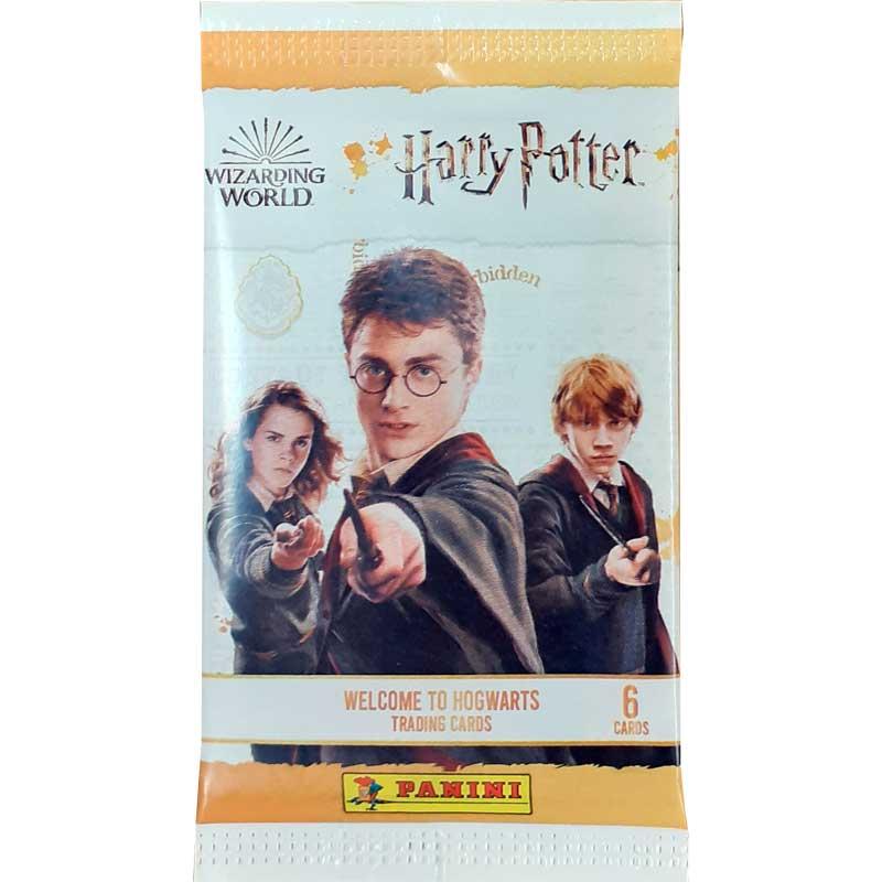 Harry Potter Booster Samlarkort (Panini) Welcome To Hogwarts
