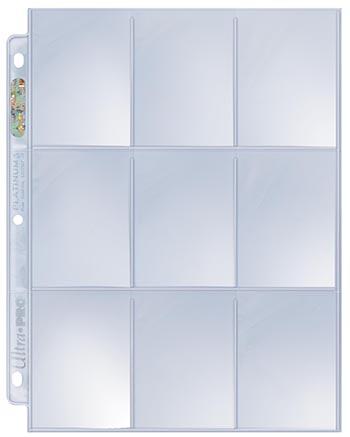 Plastfickor Silver