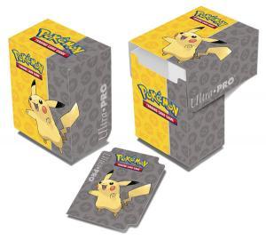 Pokémon, Kortlåda / Deck Box - Pikachu