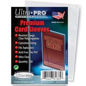 Card Sleeves Premium