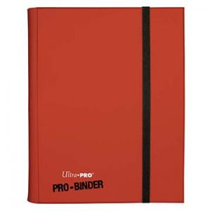 Pro-Binder 9-pocket Red