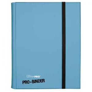 Pro-Binder 9-pocket Light Blue