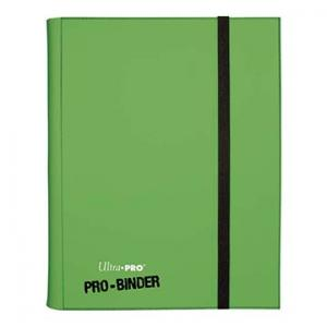 Pro-Binder 9-pocket Light Green