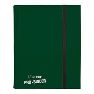 Pro-Binder 9-pocket Dark Green