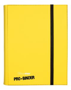 Pro-Binder 9-pocket Yellow