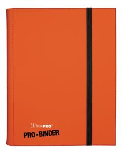 Pro-Binder 9-pocket Orange