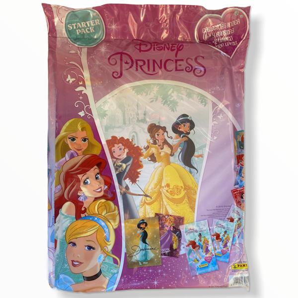 Disney Princess samlarkort Startpaket