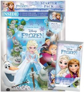 Activity cards 2, Startpaket, Disneys Frozen / Frost