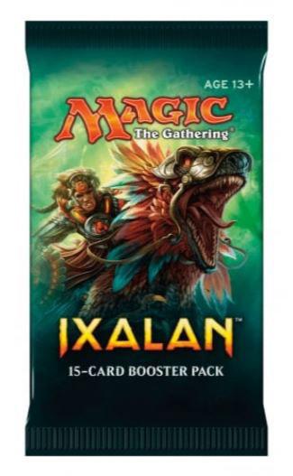 Magic, Ixalan Booster